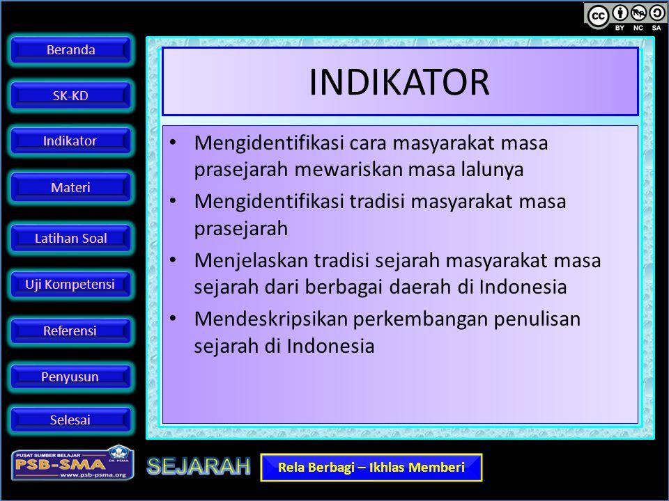 Beranda SK-KD Selesai Penyusun Indikator Materi Latihan Soal Uji Kompetensi Referensi Rela Berbagi – Ikhlas Memberi CONTOH DONGENG