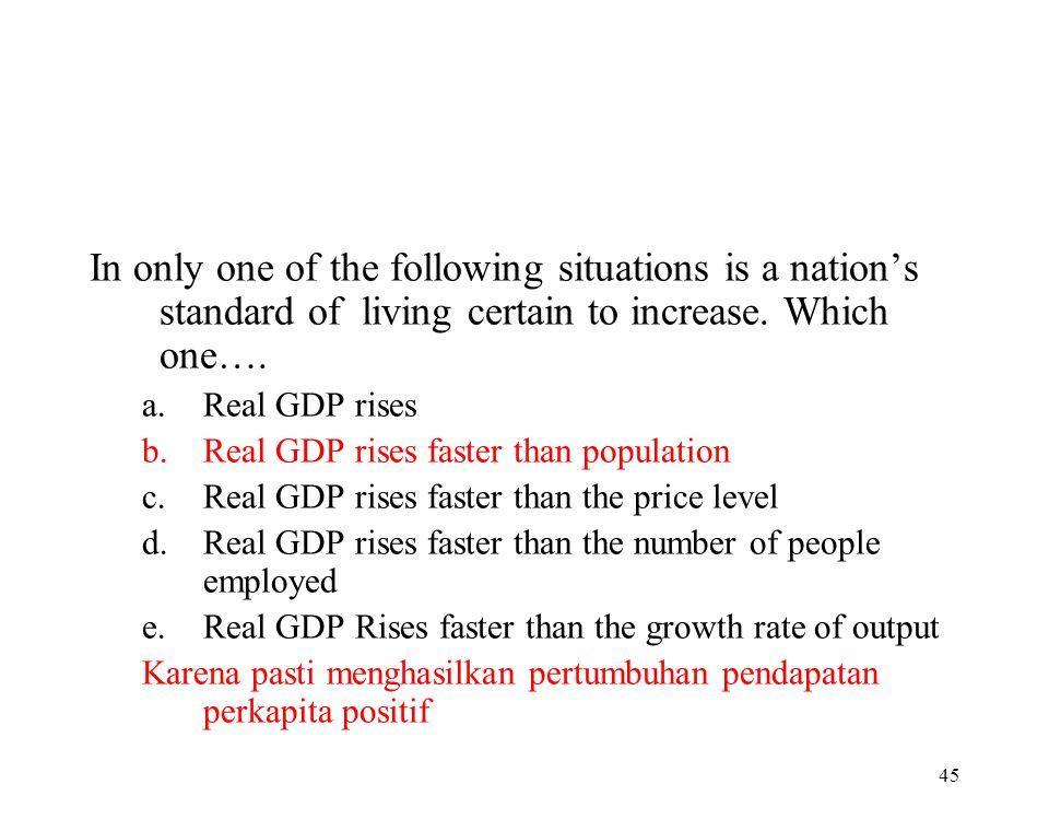 44 Indonesia pada tahun 2004 mempunyai penduduk 221.000.000 orang, jumlah produksi nasional Rp1.074.502.000.000,00 serta pendapatan nasional pada tahu