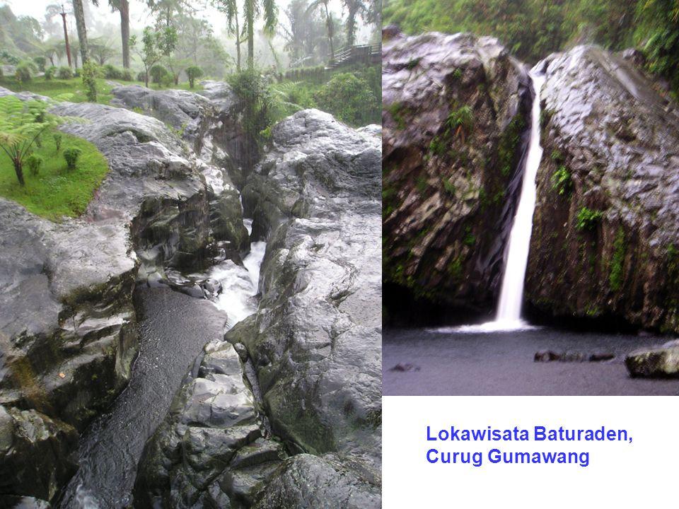 Lokawisata Baturaden, Curug Gumawang