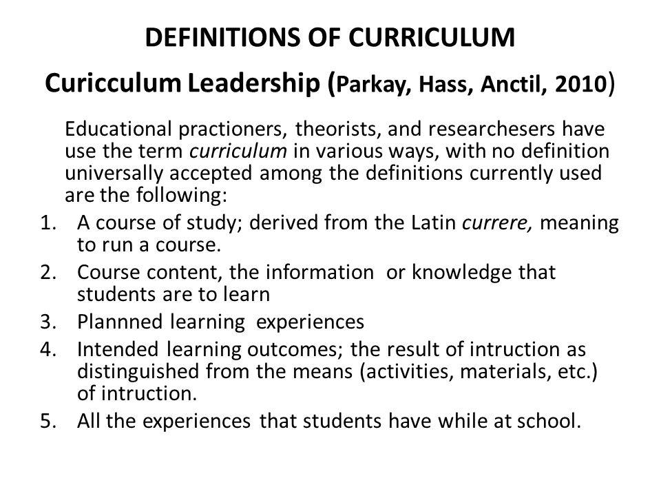 Konsep pengembangan kurikulum Dalam pengembangan kurikulum meliputi hal-hal sebagai berikut: (a)Perencanaan strategis, (b)Persiapan secara menyeluruh, (c)Identifikasi tujuan pembaharuan, pengukuran kinerja, sasaran dan langkah-langkah, (d)analisis kurikulum yang ada /masih digunakan, (e)perancangan kurikulum baru, dan (f)implementasi & evaluasi, yang untuk seterusnya merupakan suatu siklus continuous improvement.
