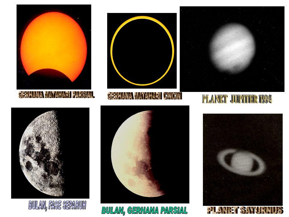 FOKUS 1.000 mm GMT Tahuna, 25 Oktober 1995 Darsa S., Planetarium Jakarta GMT Bojonegoro, 11 Juni 1983 Darsa S., Planetarium Jakarta FOKUS 1.000 mm