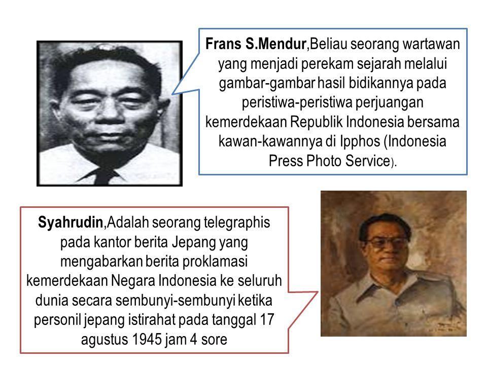 S. Suhud Latief Hendradiningrat PASKIBRA