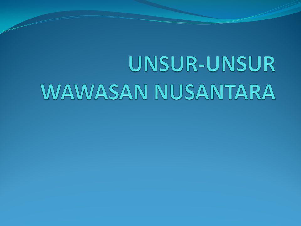 Lembaga Ketahanan Nasional (1995) menguraikan pengertian wawasan nusantara sebagai berikut: Wawasan nusantara adalah cara pandang bangsa indonesia ( national outlook ) berdasarkan pancasila dan undang-undang dasar 1945 tentang diri dan lingkungan.