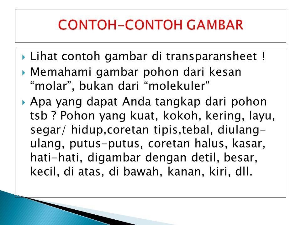  Lihat contoh gambar di transparansheet .