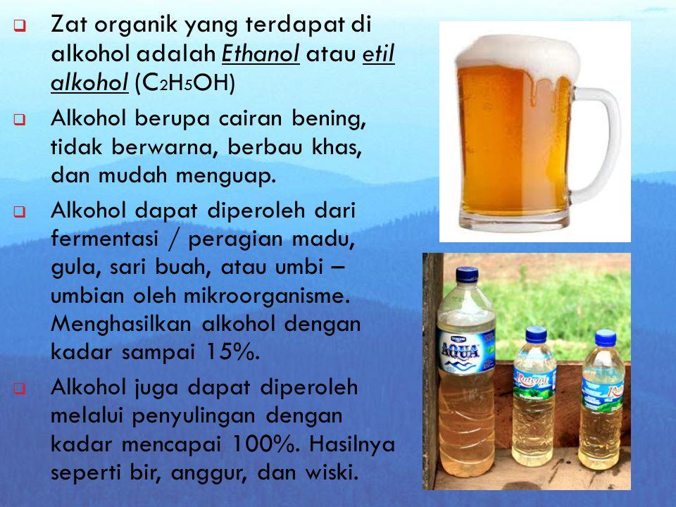 Minuman Keras Minuman keras beralkohol termasuk zat adiktif, yang tergolong menjadi 3, yaitu: a. Golongan A, yaitu minuman keras berkadar alkohol 1% -