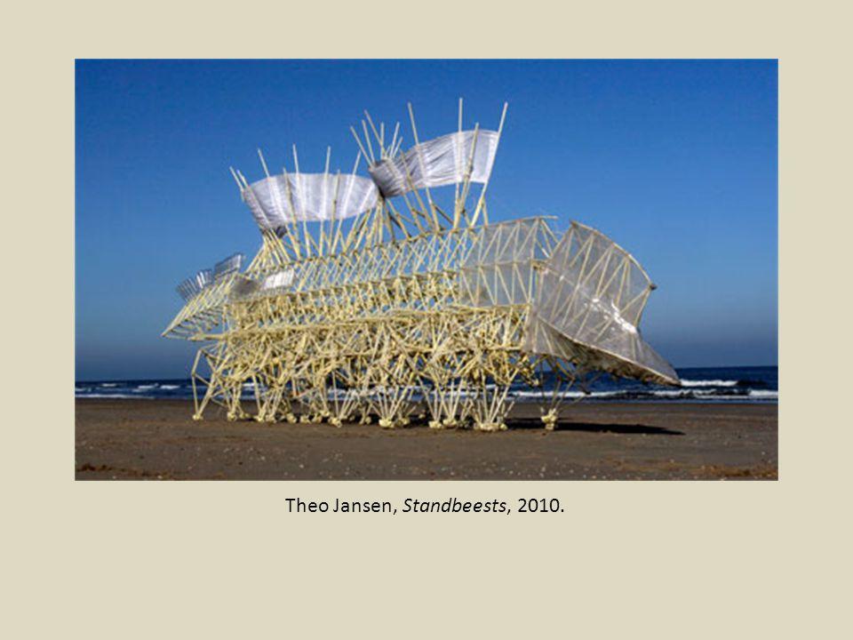 Theo Jansen, Standbeests, 2010.