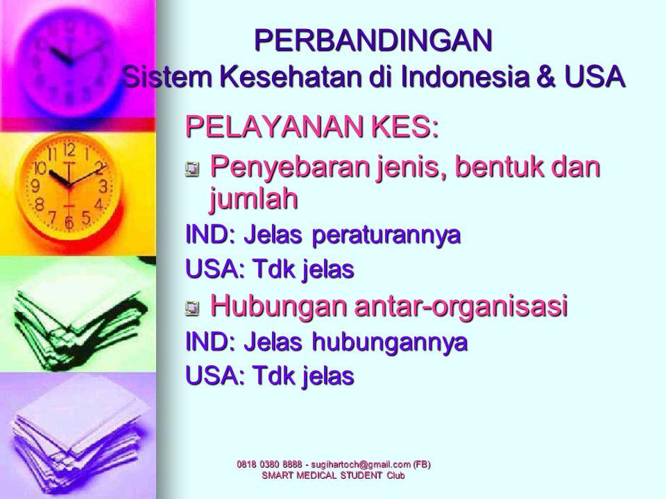 SISTEM KESEHATAN NASIONAL (1982  SK Menkes RI no. 131/2004) Tatanan yang mencerminkan upaya bangsa Indonesia utk meningkatkan kemampuan mencapai dera