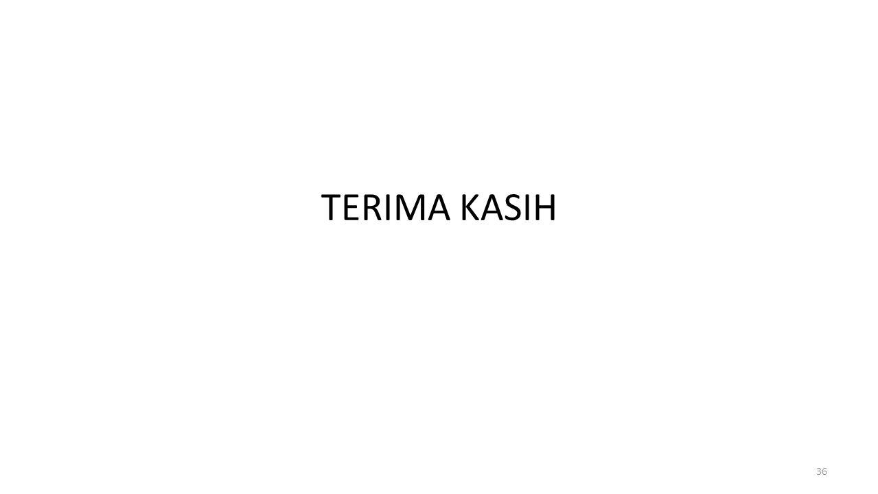 TERIMA KASIH 36