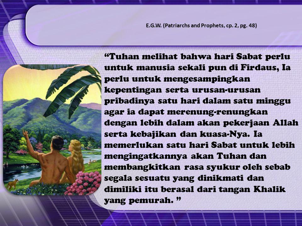 Tetapi Tuhan menjawab dia, kata-Nya: Hai orang-orang munafik, bukankah setiap orang di antaramu melepaskan lembunya atau keledainya pada hari Sabat dari kandangnya dan membawanya ke tempat minuman.