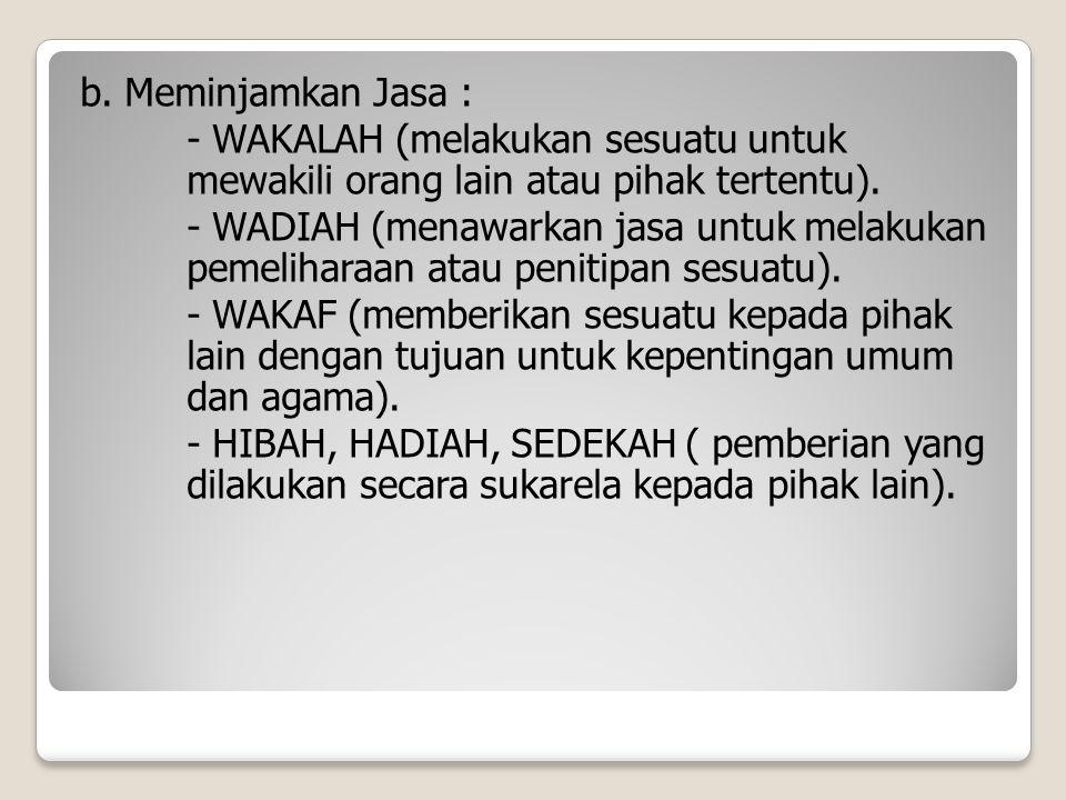 8.Akad Murabahah dengan Wakalah 1. Negosiasi & Persyaratan 2.