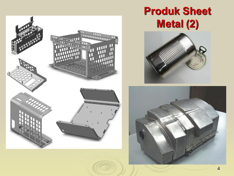 4 Produk Sheet Metal (2)