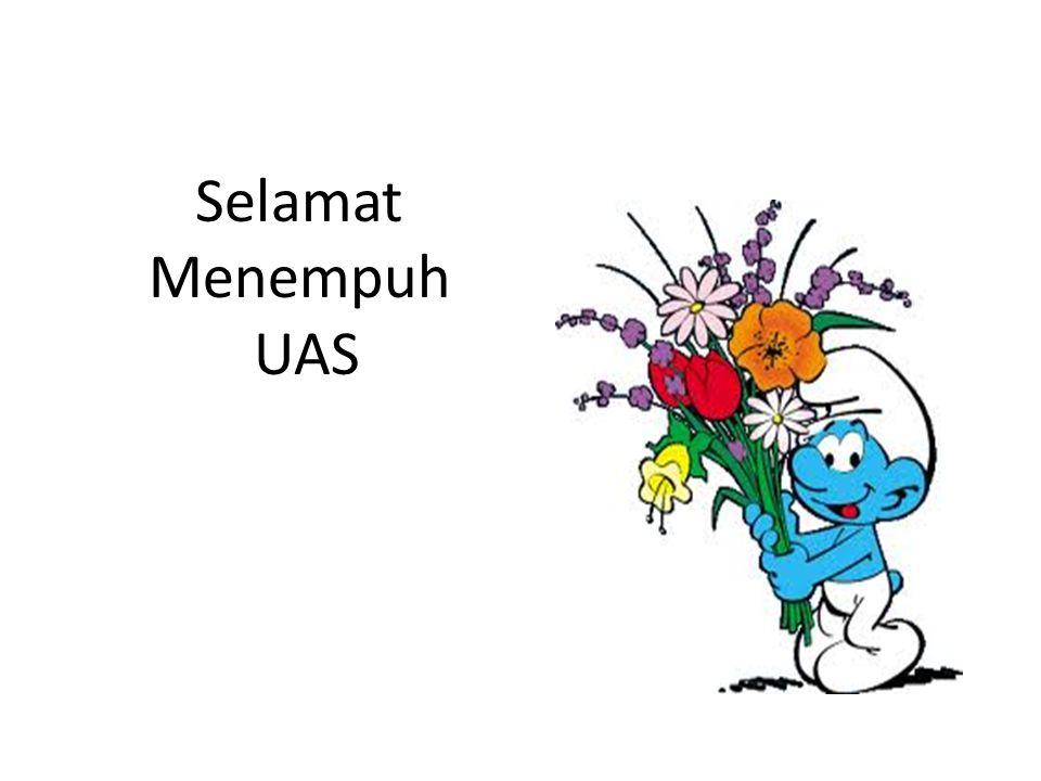 Selamat Menempuh UAS