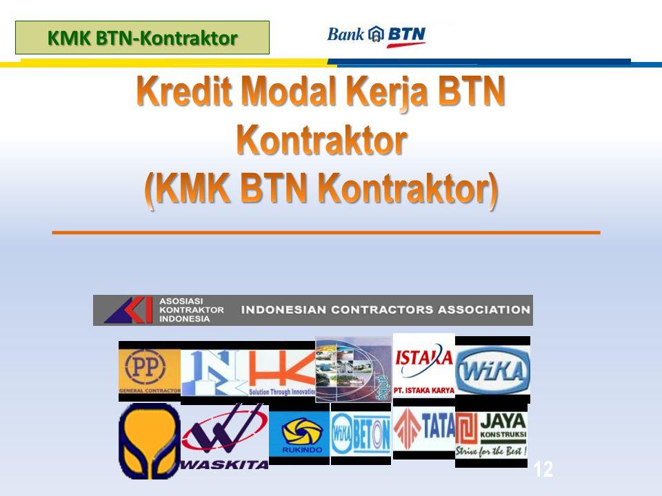 12 KMK BTN-Kontraktor