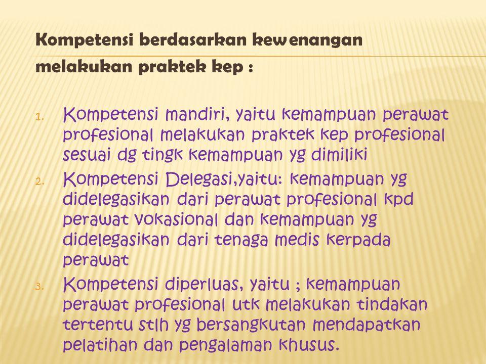 6. Melakukan penyuluhan kesehatan 7. Melakukan kegiatan konseling kes.kpd An.A, An.B, dan orangtua 8. Melaksanakan tindakan medis sebagai pendelegasia