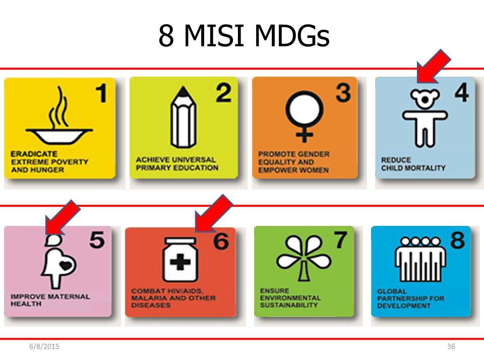 36 8 MISI MDGs 6/8/2015
