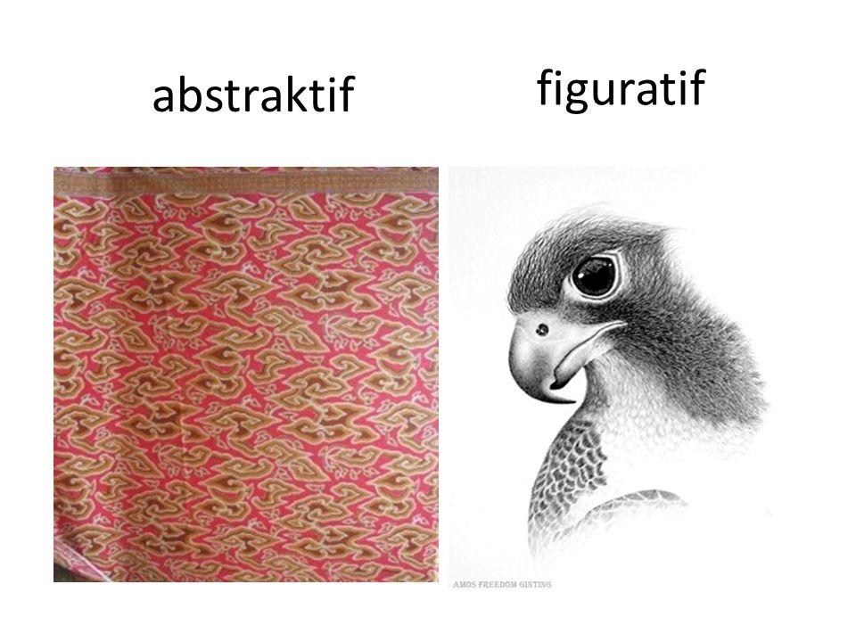 abstraktif figuratif