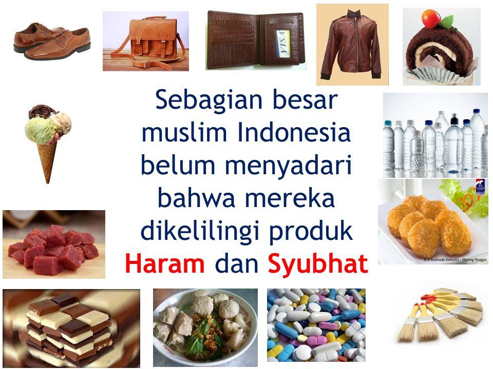 Perhatikan Peta Bahan Haram Berikut Khamr Anggota Tubuh Manusia Darah Babi Bangkai (Tanpa penyembelihan atau disembelih tidak secara Islam