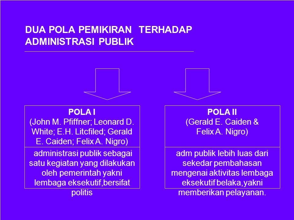 Beberapa hal yang harus diperhatikan dalam keterlibatan institusi kemasyarakatan 1.