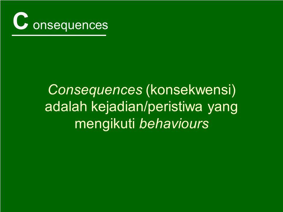 B ehaviour Behaviour adalah apa yang anda lihat jika anda mengamati/melihat seseorang bekerja (Ayers, 1995)