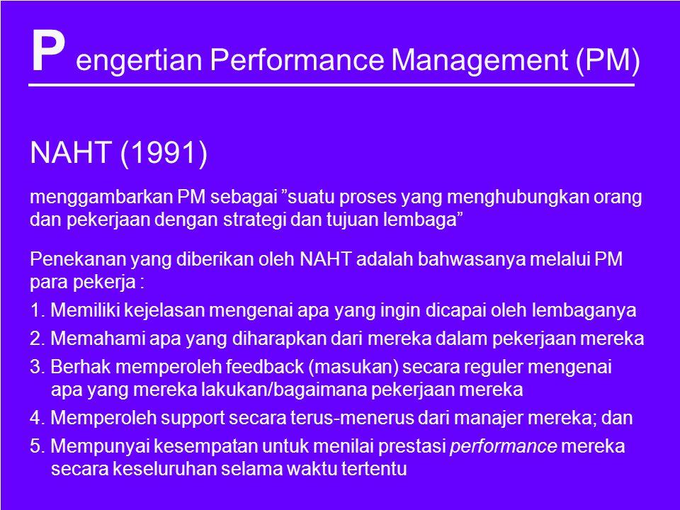 Pengembangan Model Managemen Kinerja (Performance Management) dalam Pelayanan Publik di Era Otoda