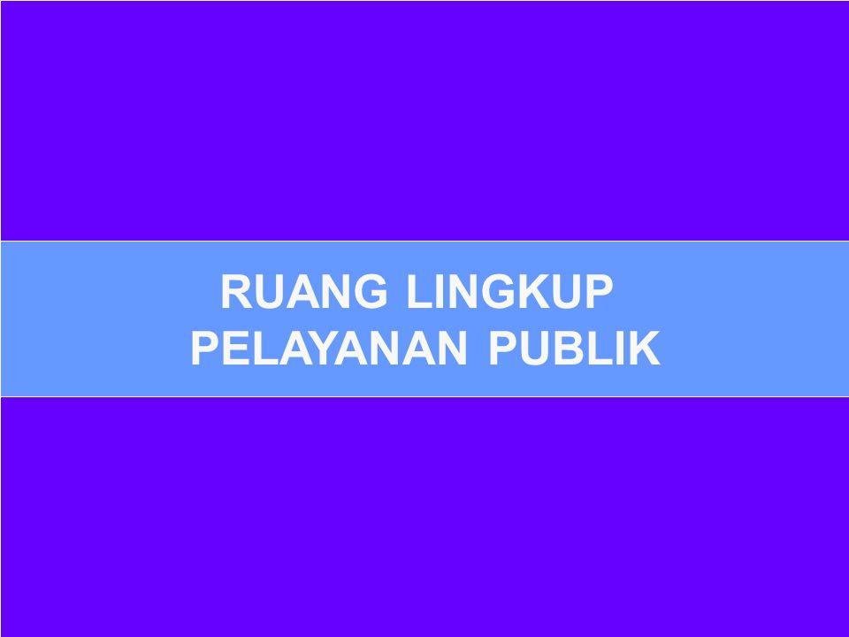 1. Memadukan rule governance dan goal governance; 2. Mengembangkan akuntabilitas dan responsibilitas publik di kalangan aparat pemerintah; 3. Revitali