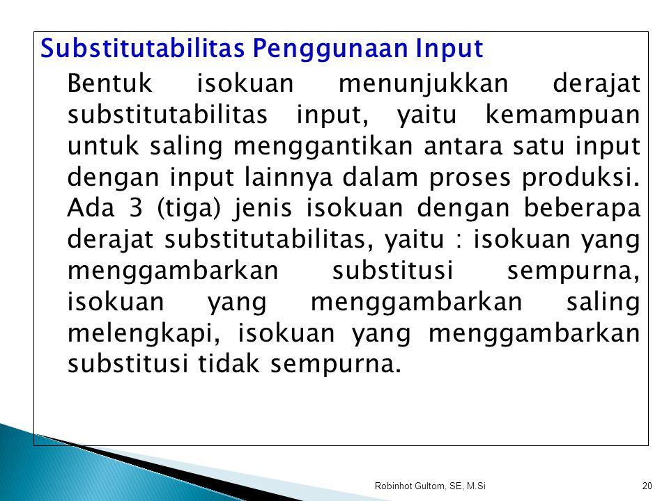GabunganTenaga Kerja (L) Modal (K) A29 B67 C105 D181 Tabel Tenaga Kerja dan Modal Untuk Menghasilkan 100 unit Produksi 0 5 7 9 61018 Q = 100 unit Tena