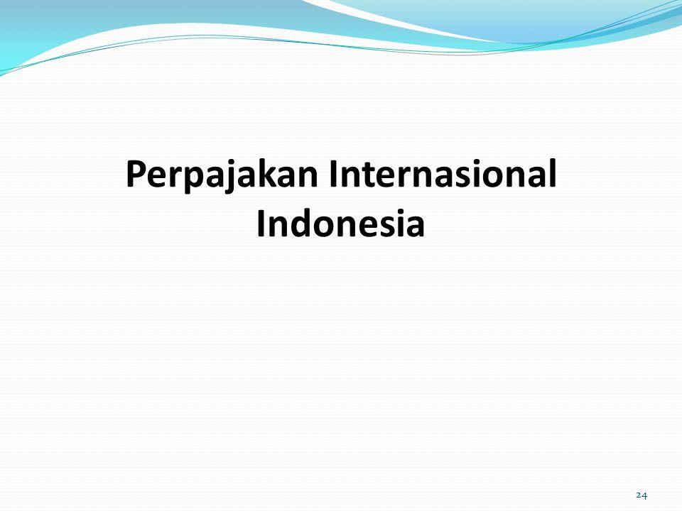 Perpajakan Internasional Indonesia 24