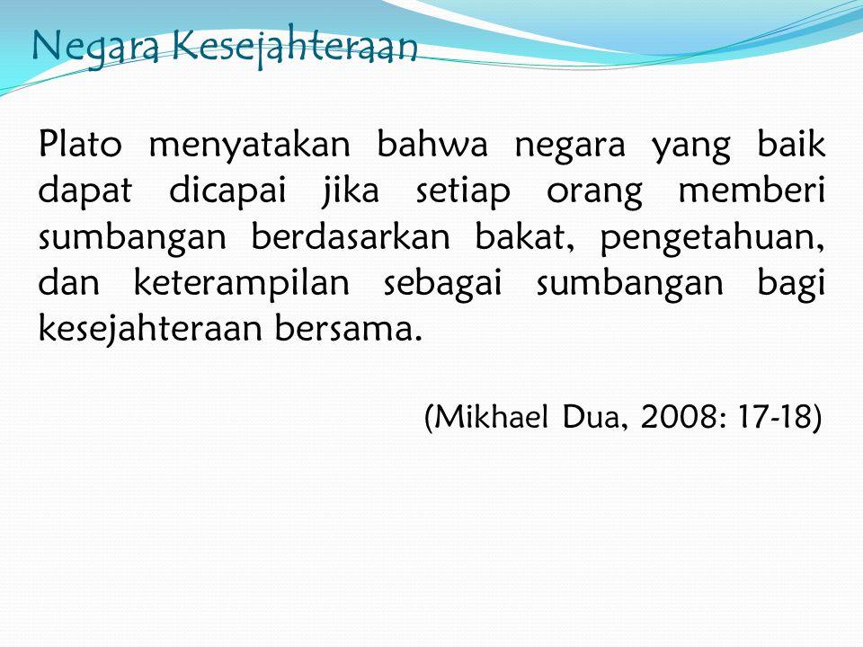 Pokok-Pokok Ajaran Bersamaisme (4) Distribusi harus dikuasai Badan-badan Pemerintah (semacam BUMN) dan badan Masyarakat (semacam Koperasi)