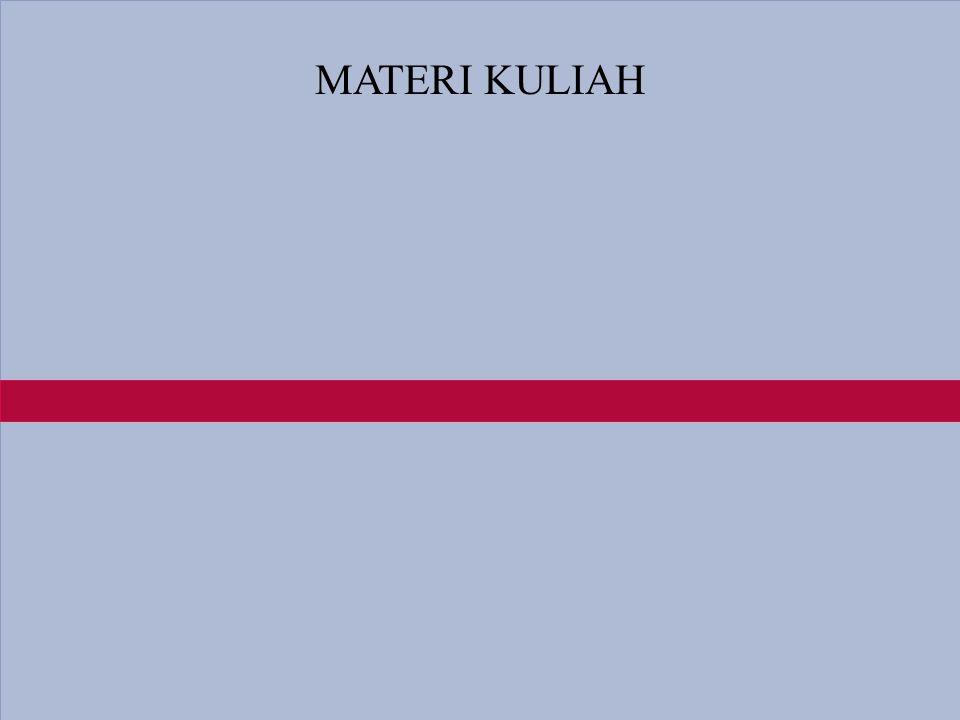 1-2 MATERI KULIAH