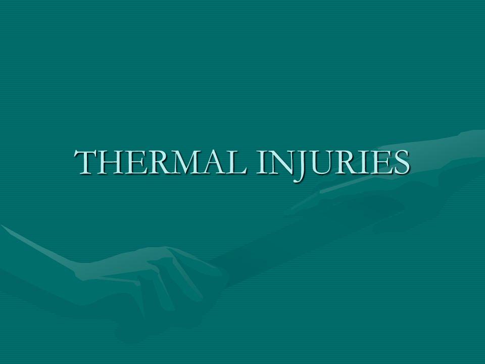 Cold injuries (Norries et al.