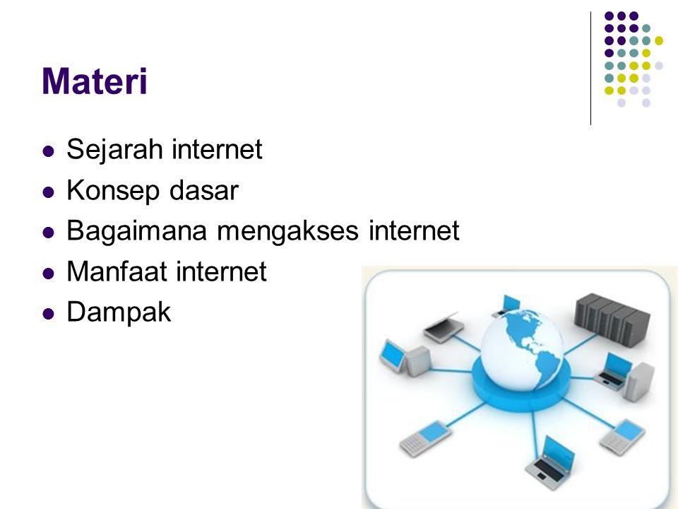 Penutup Sangat banyak hal bermanfaat yang dapat dilakukan melalui internet.