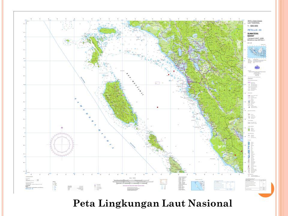 M EMBACA PETA (3) Membaca simbol peta