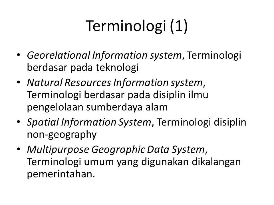 KEMAMPUAN SISTEM INFORMASI GEOGRAFIS GEOGRAPHIC INFORMATION SYSTEM