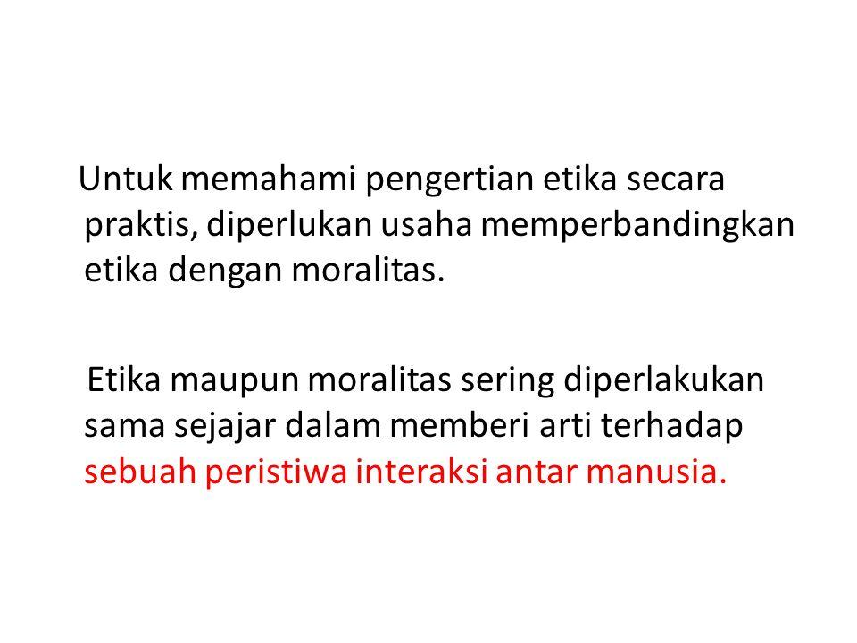 Etika Bisnis Tanggung Jawab Siapa .