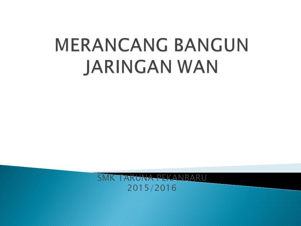 SMK TARUNA PEKANBARU 2015/2016