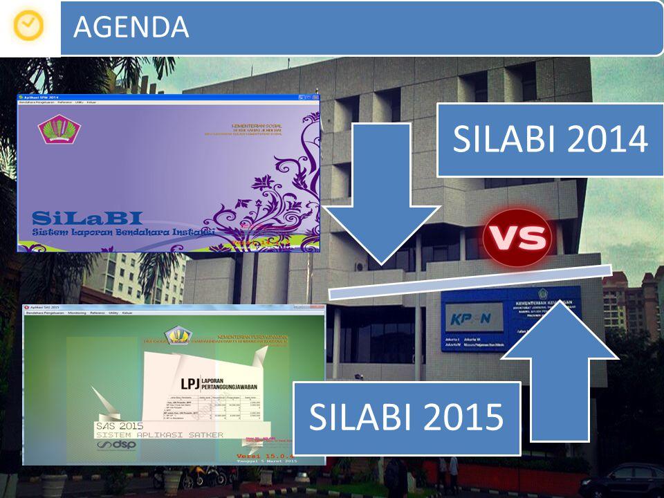 SILABI 2014 SILABI 2015 AGENDA