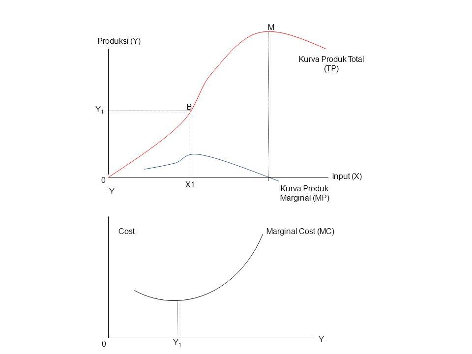 Hubungan MC dan MP Jika Q = f(K,L), maka: MPk = dQ/dK MPl = dQ/dL dg dmk dTC/dK = (dTC/dQ).