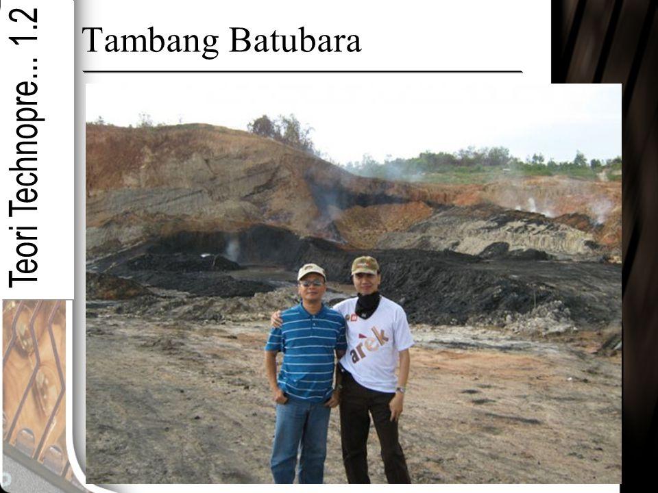 Tambang Batubara
