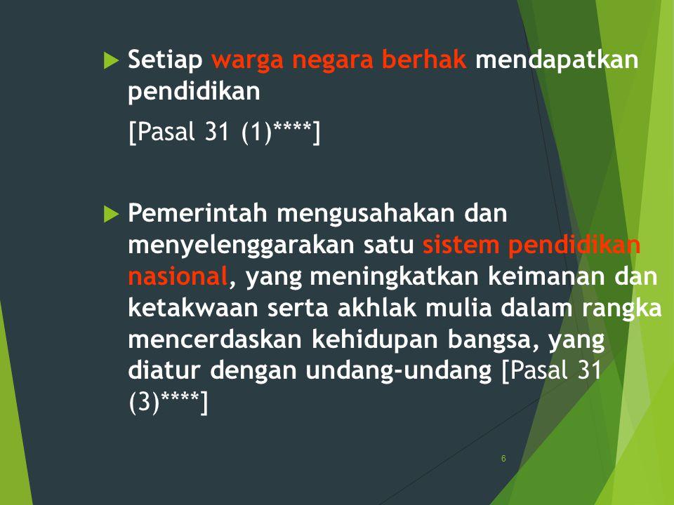 37 Dalam bidang politik terjadi dis orientasi politik kebangsaan, seluruh aktifitas politik seolah-olah hanya tertuju pada kepentingan kelompok atau golongan (Hidayat, 2012) Disini kesepakatan Pancasila menjadi dasar Negara Republik Indonesia tercantum dalam TAP MPR nomor XVIII / MPR / 1998 pasal 1 yaitu Pancasila sebagaimana termaksud dalam pembukaan UUD 1945 adalah dasar Negara Kesatuan Republik Indonesia dilaksanakan secara Konsisten (MD,2011) Semakin memudarnya Pancasila dalam kehidupan ber, berbangsa dan bernegara membuat kawatir berbagai lapisan elemen masyarakat Sekitar tahun 2004Azyumardi azra mengagas perlunya rejuvenasi Pancasila sebagai factor integrative dan salah satu fundamental identitas nasional