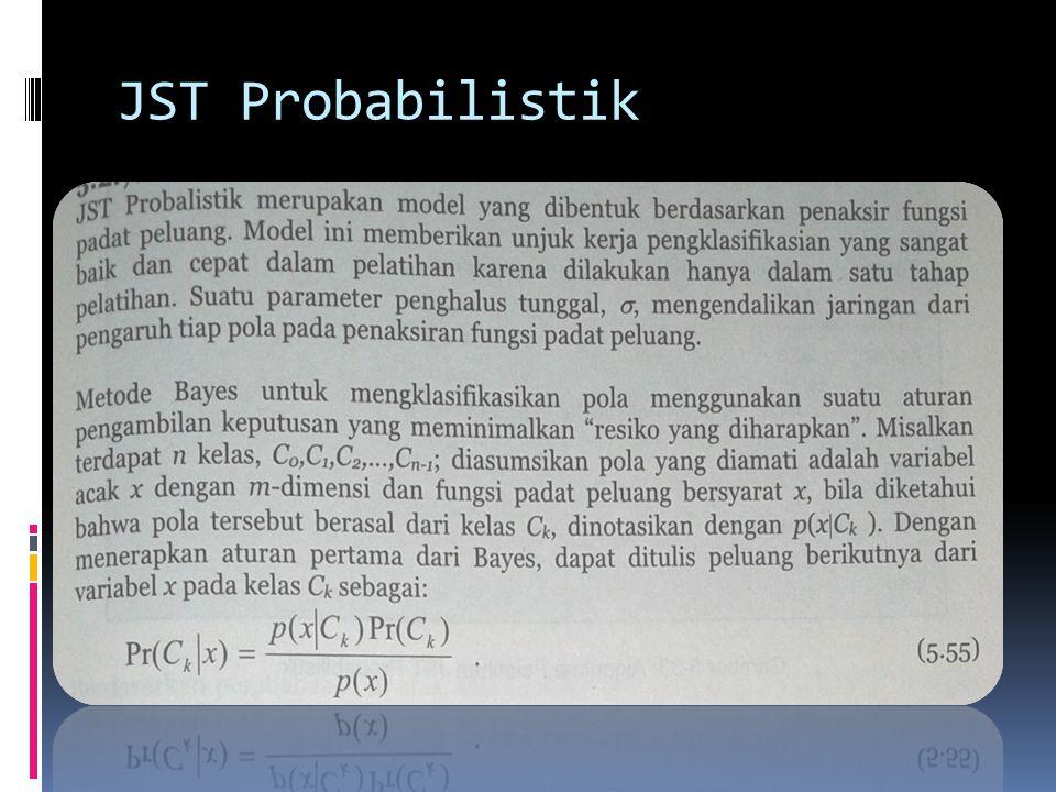 JST Probabilistik