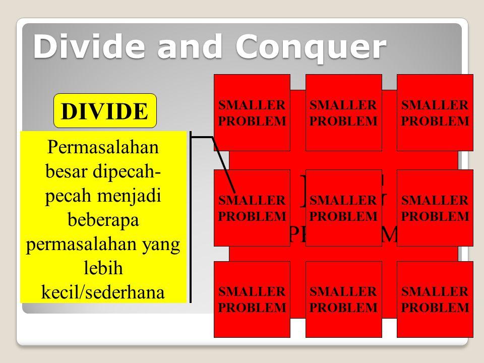 BIG PROBLEM SMALLER PROBLEM SMALLER PROBLEM SMALLER PROBLEM SMALLER PROBLEM SMALLER PROBLEM SMALLER PROBLEM SMALLER PROBLEM SMALLER PROBLEM SMALLER PR