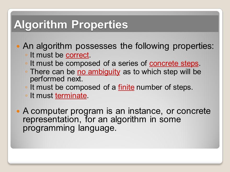 Algoritmik: Studi mengenai algoritma.