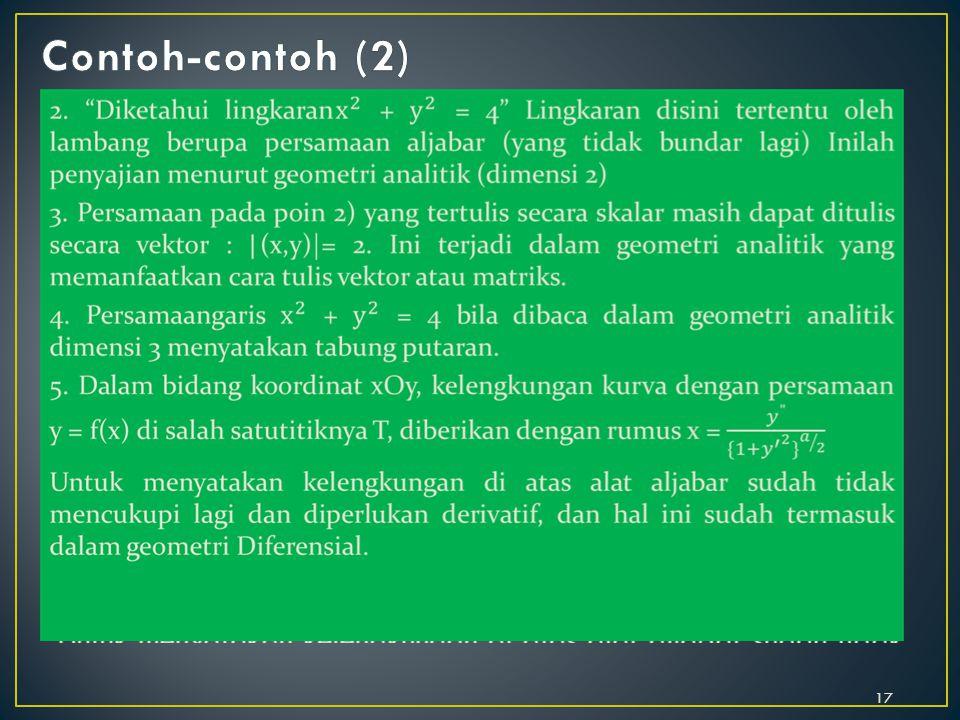 """1.""""Dalam bidang diketahui lingkaran berpusat P dan jari-jari 2 cm (gambar berikut)"""". Ini adalah penyajian lingkaran dalam geometri murni, dan disini l"""