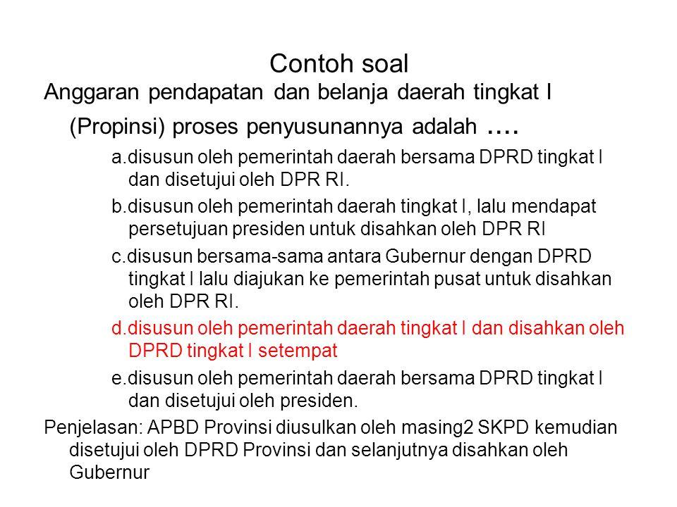 A P B N APBN : anggaran keuangan yg menggambarkan rencana2 perolehan dan penggunaan keuangan negara oleh pemerintah dalam setahun. Penyusun : Pemerint