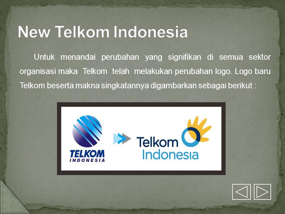  Sejarah Singkat PT. Telkom PT. Telekomunikasi Indonesia, Tbk. atau dikenal dengan PT. Telkom adalah perusahaan penyedia jasa informasi dan komunikas