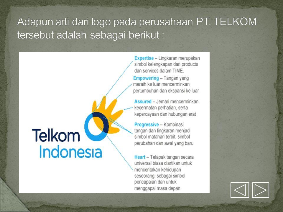 Untuk menandai perubahan yang signifikan di semua sektor organisasi maka Telkom telah melakukan perubahan logo. Logo baru Telkom beserta makna singkat