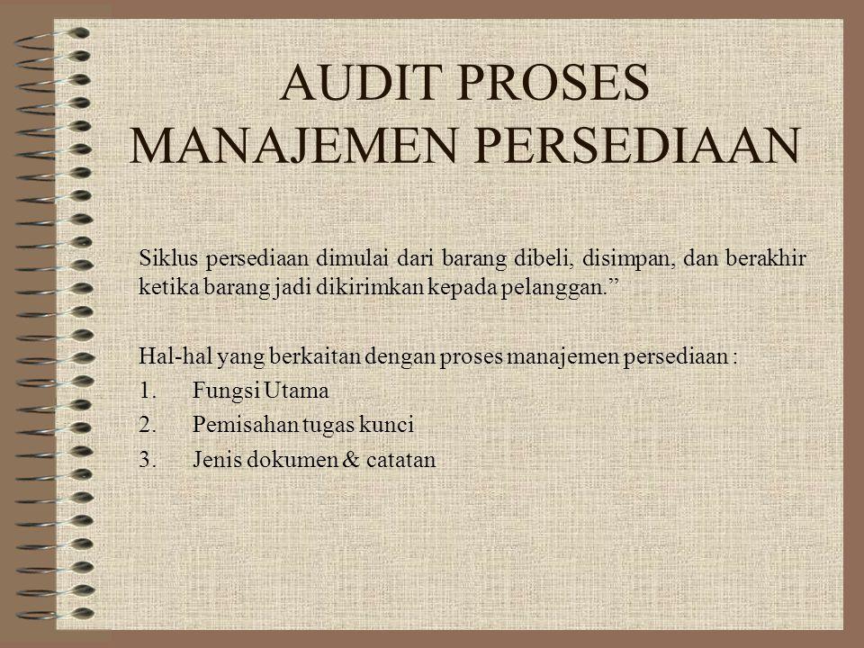 Add.1.Fungsi Utama Manajemen Persediaan Dilakukan oleh PPIC,PPR, atau supply chain.