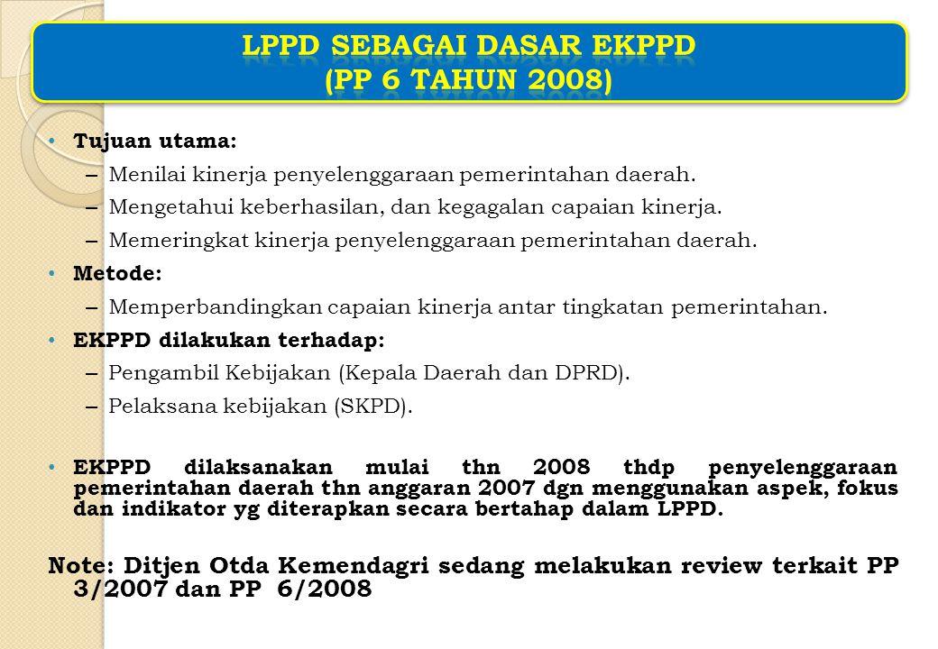 KIAT PENYUSUNAN LPPD, Beberapa hal yang perlu diperhatikan: 1.