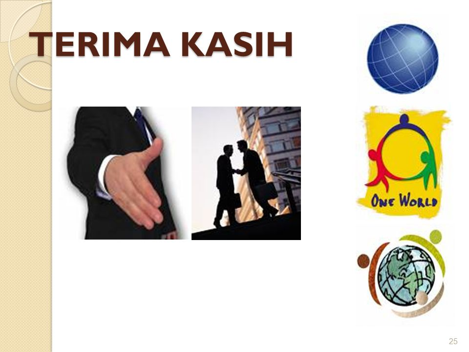 TERIMA KASIH 25