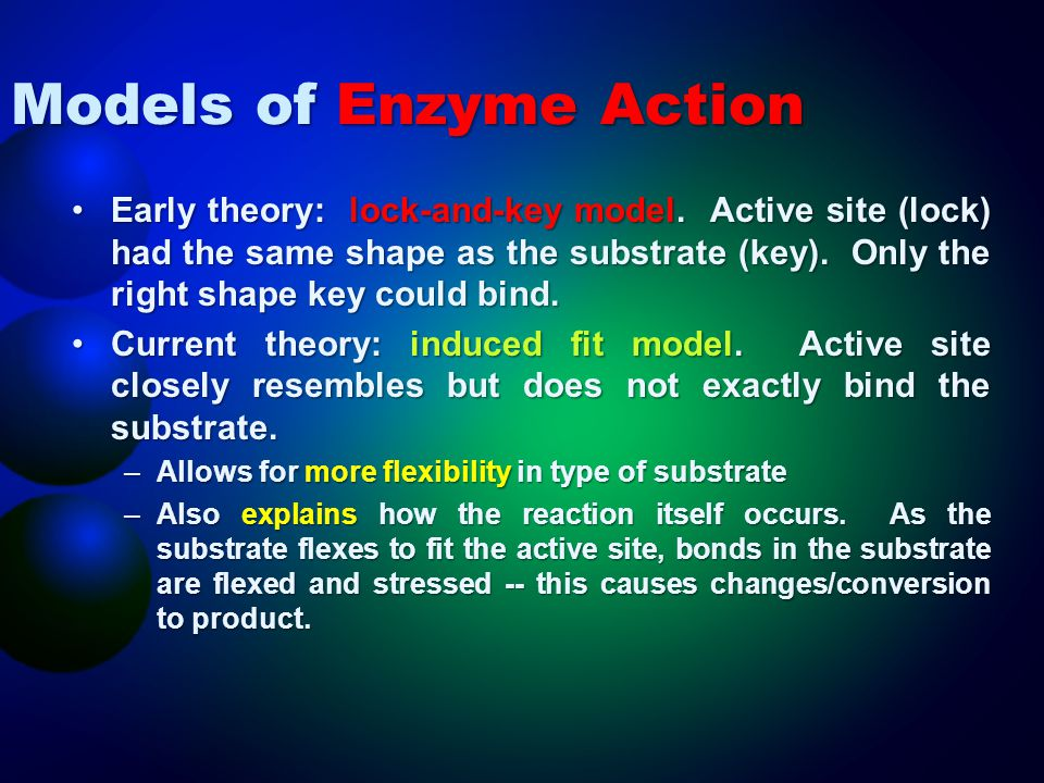 Molecular Recognition How does an enzyme bind a substrate, reduce the activation barrier, and produce a product.